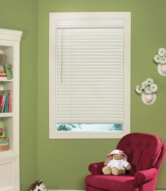 Faux Wood Blinds 2 Classic BuyHomeBlindscom