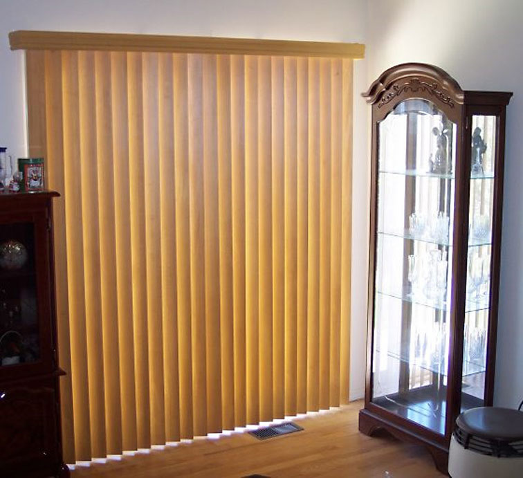 wooden faux vertical for patio lovely sliding menards window omiyage blinds wood door