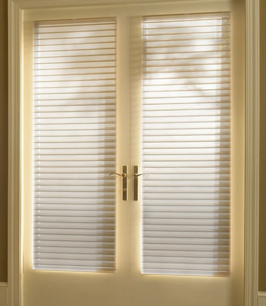 French Door Blinds And Shades Buyhomeblindscom