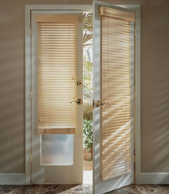 French Door Blinds And Shades Buyhomeblinds