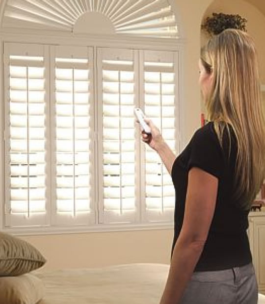 Motorized Blinds Shades Amp Shutters Buyhomeblinds Com
