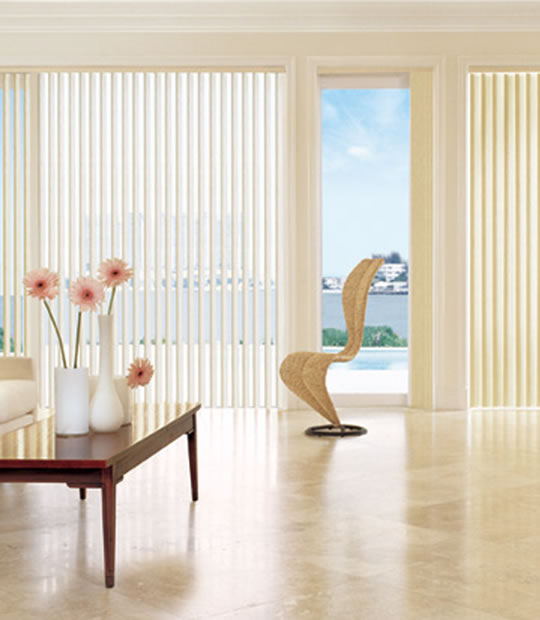 Vertical Blinds. The Most Popular Choice In Window Coverings For Sliding  Glass Doors ...