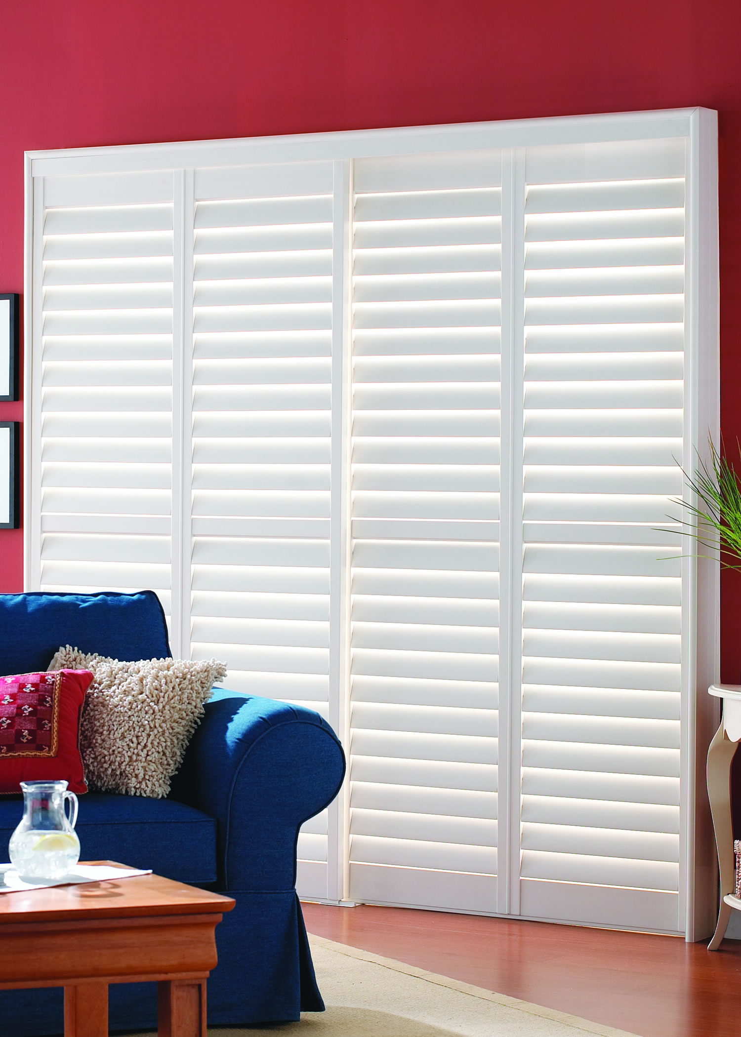 Faux Wood Shutters Composite Shutters Buyhomeblinds Com