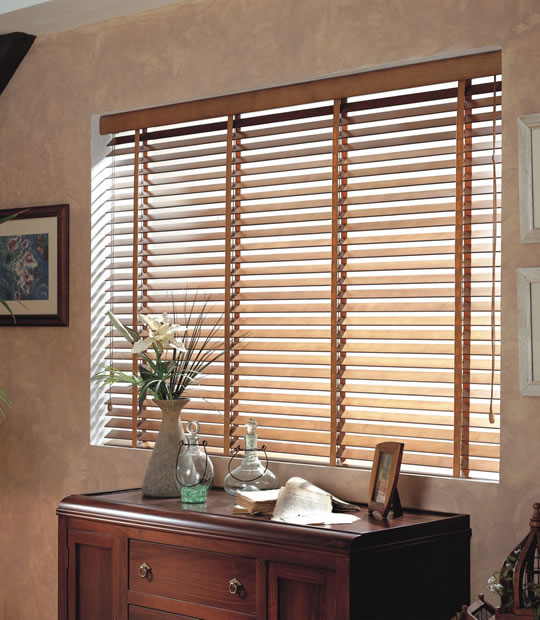 2 Inch Wood Blinds Premium